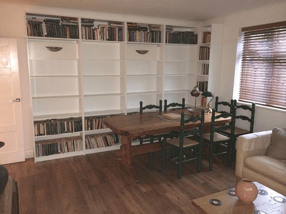 quality interior work