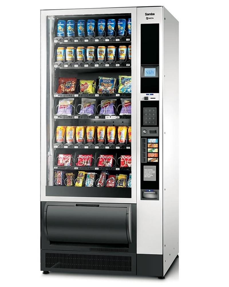 Distributore-bevande-e-snack