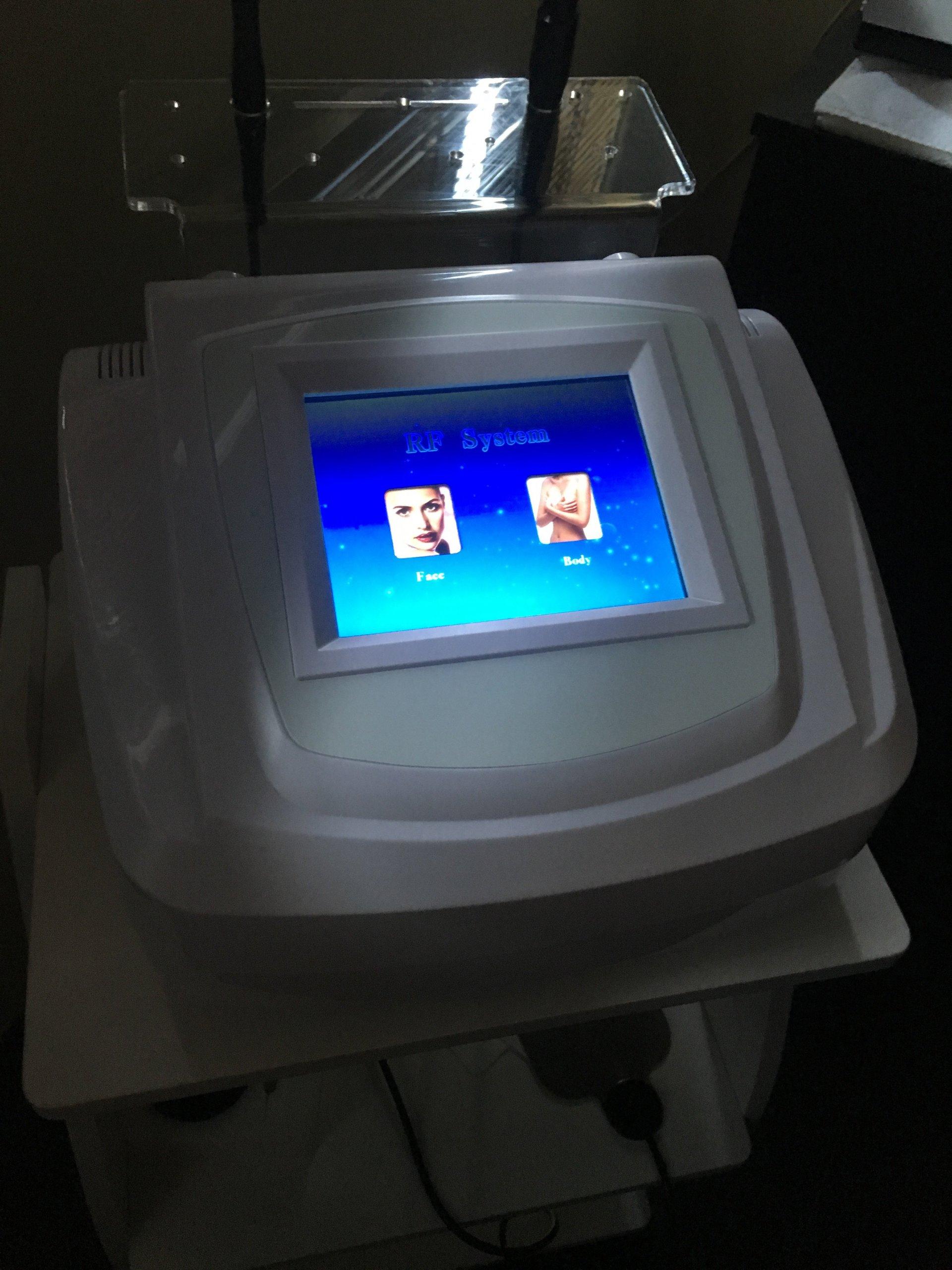 strumenti tecnico per epilazione