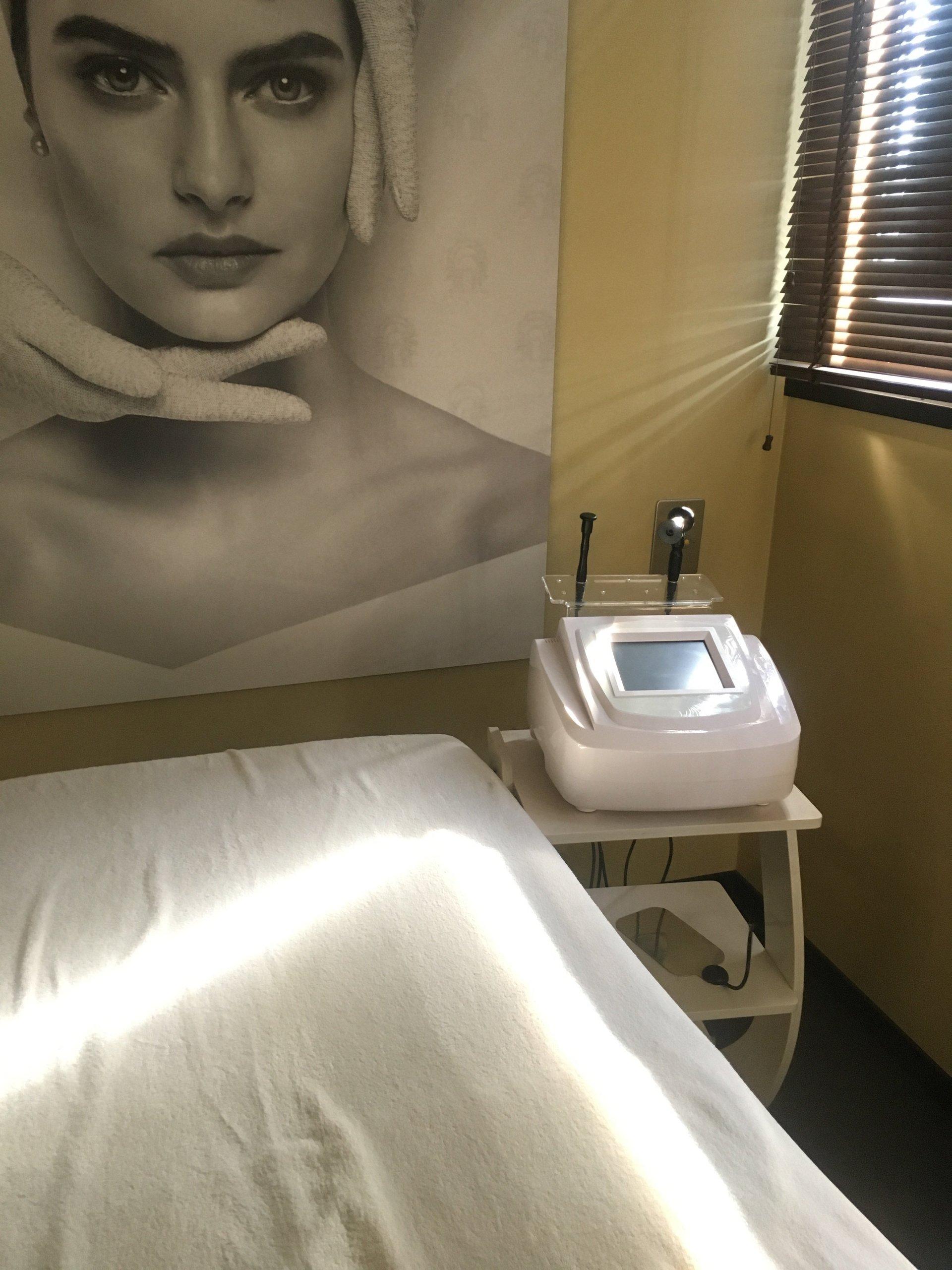 sala per epilazione