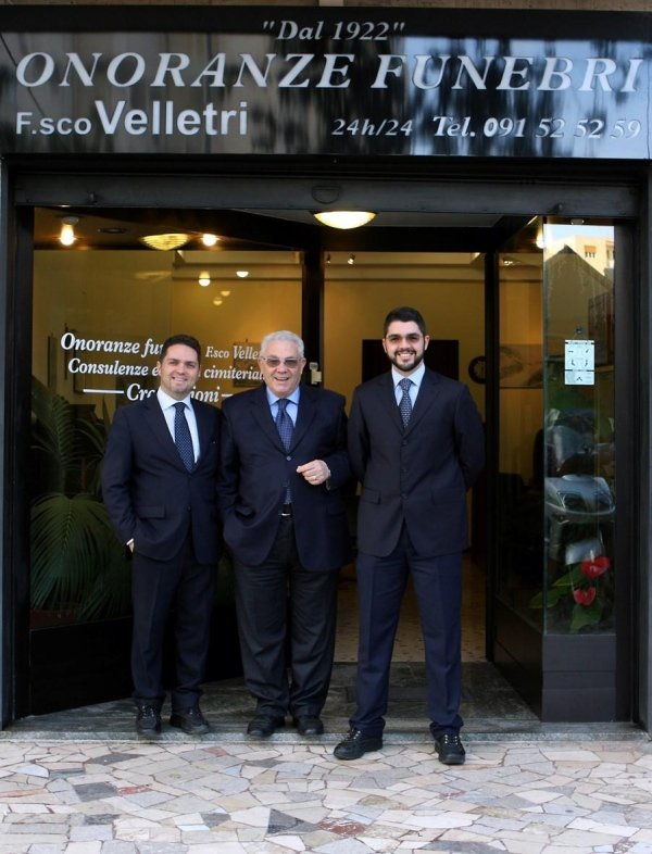 Francesco Velletri Onoranze Funebri