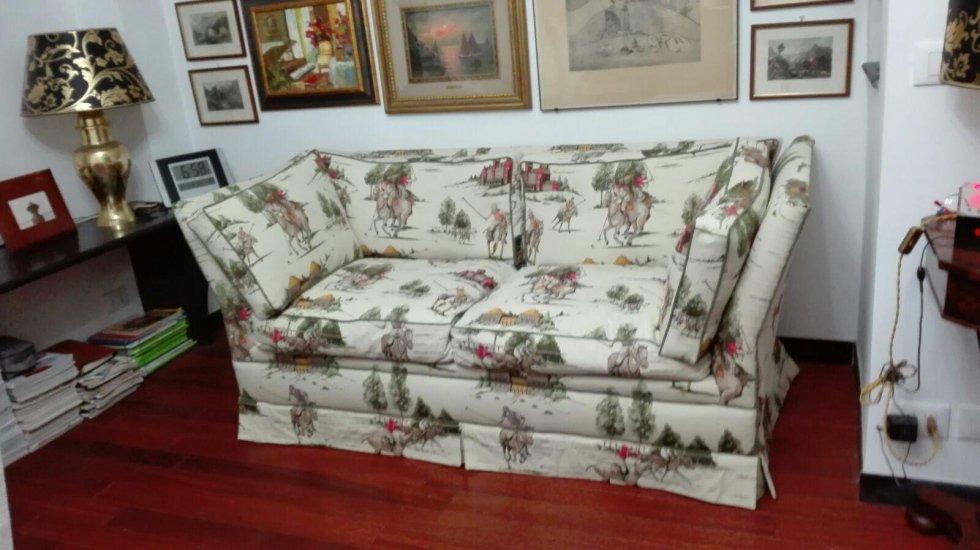 foderatura divano