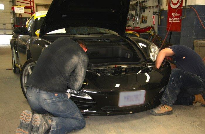 Collision Damage Repairs