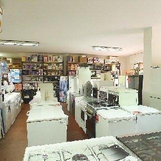 showroom elettrodomestici