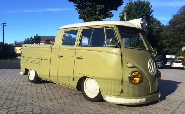 restauro furgone epoca