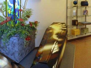 allestimento sale per funerali