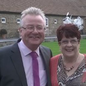 Chris and Lyn Wills