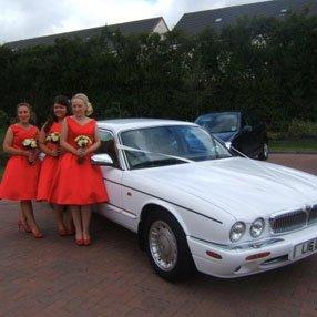 Jaguar Daimler (Eva) White