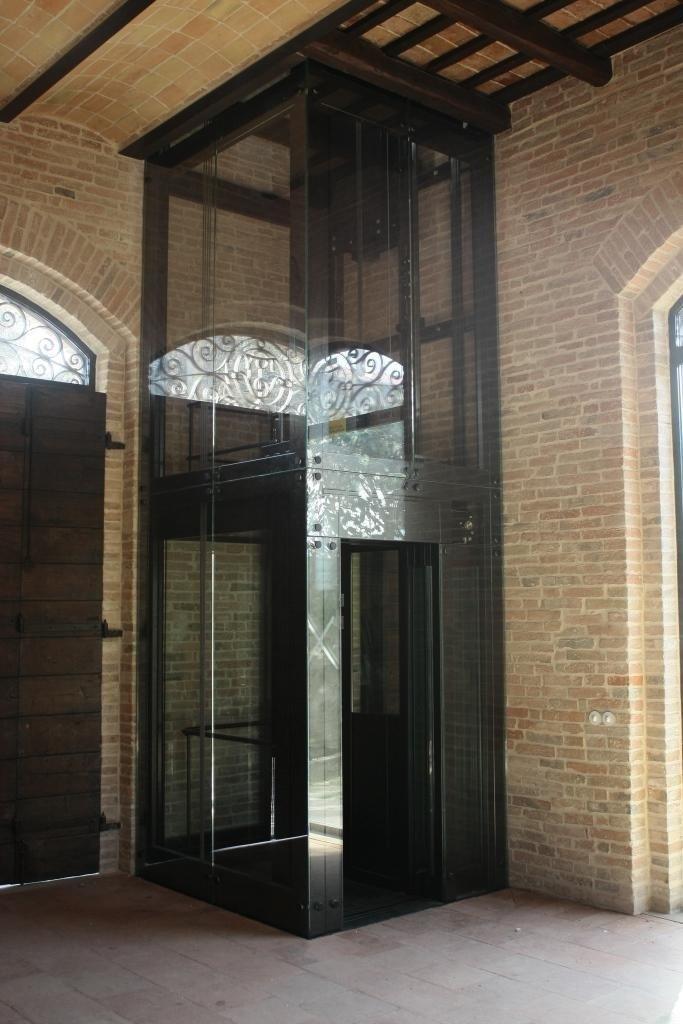 struttura metallica per appartamenti