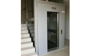 strutture metalliche tromba delle scale