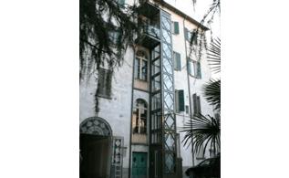 strutture metalliche palazzo