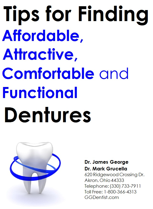 Tips for finding dentures
