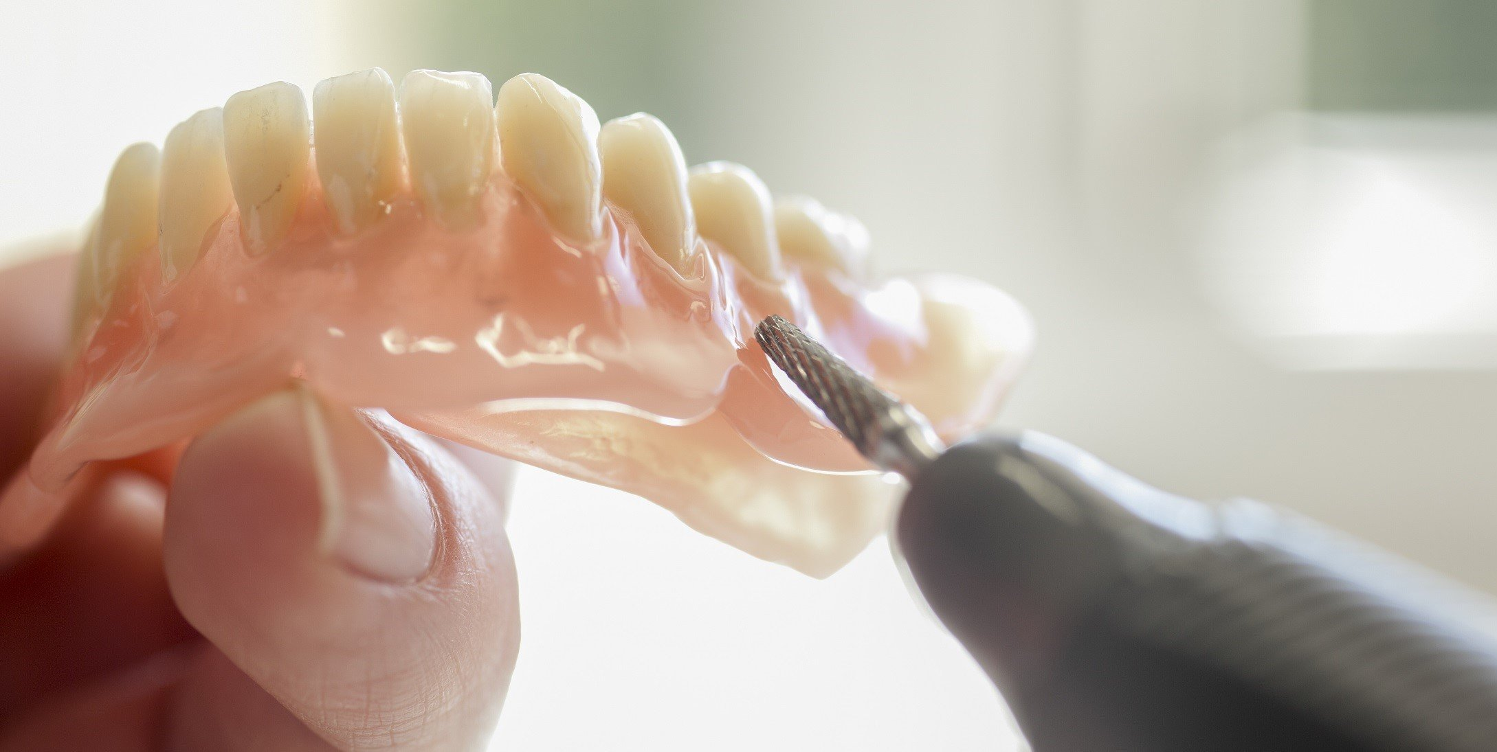 What is needed to make a good denture