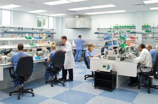 Akron dental lab