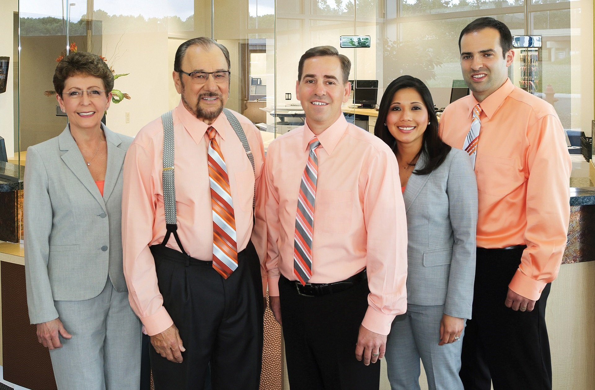 Team of Family Dentists Serving Greater Akron and Canton, Ohio Area