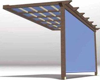 TMT cover wood