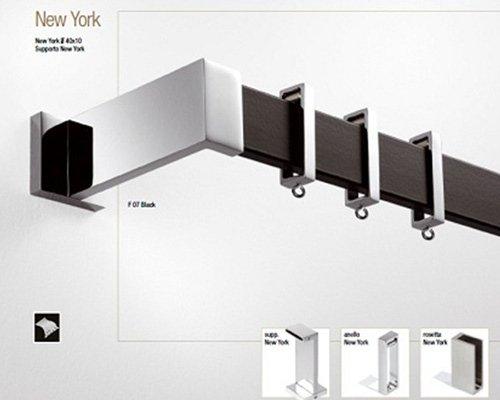 Bastoni acciaio New York