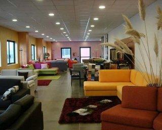 Esposizione divani