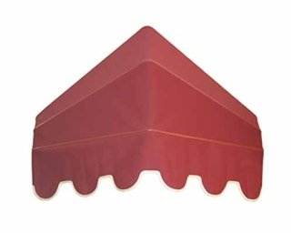 Cappottina piramide