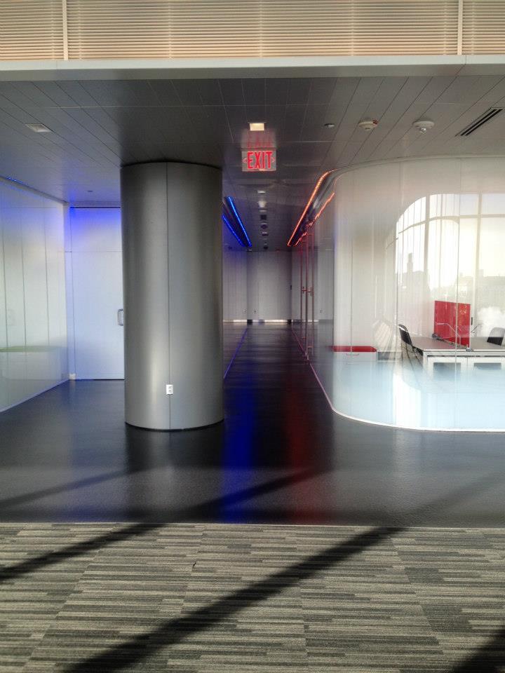 epoxy flooring contractor - Buffalo, NY