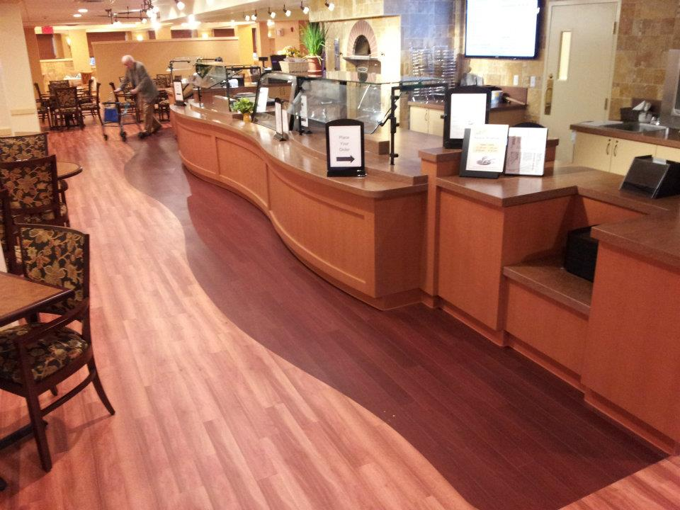 Canterbury Woods flooring in Williamsville, NY