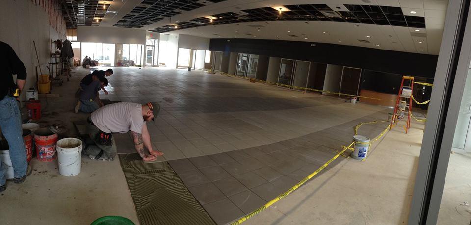 LVT flooring contractor - Buffalo, NY