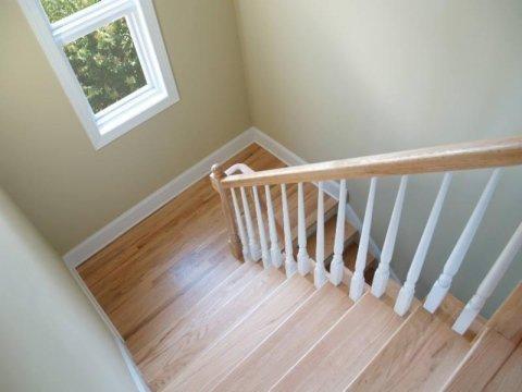 realizzazione scale in legno personalizzate