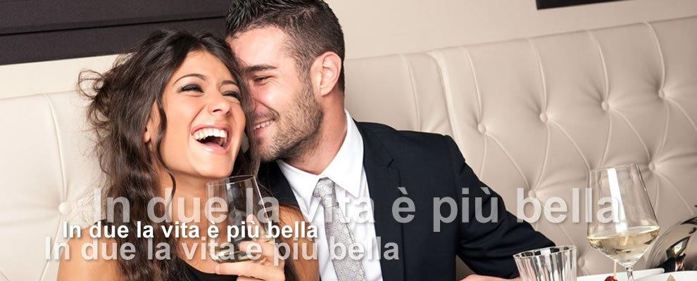 Coppia felice a Ferrara