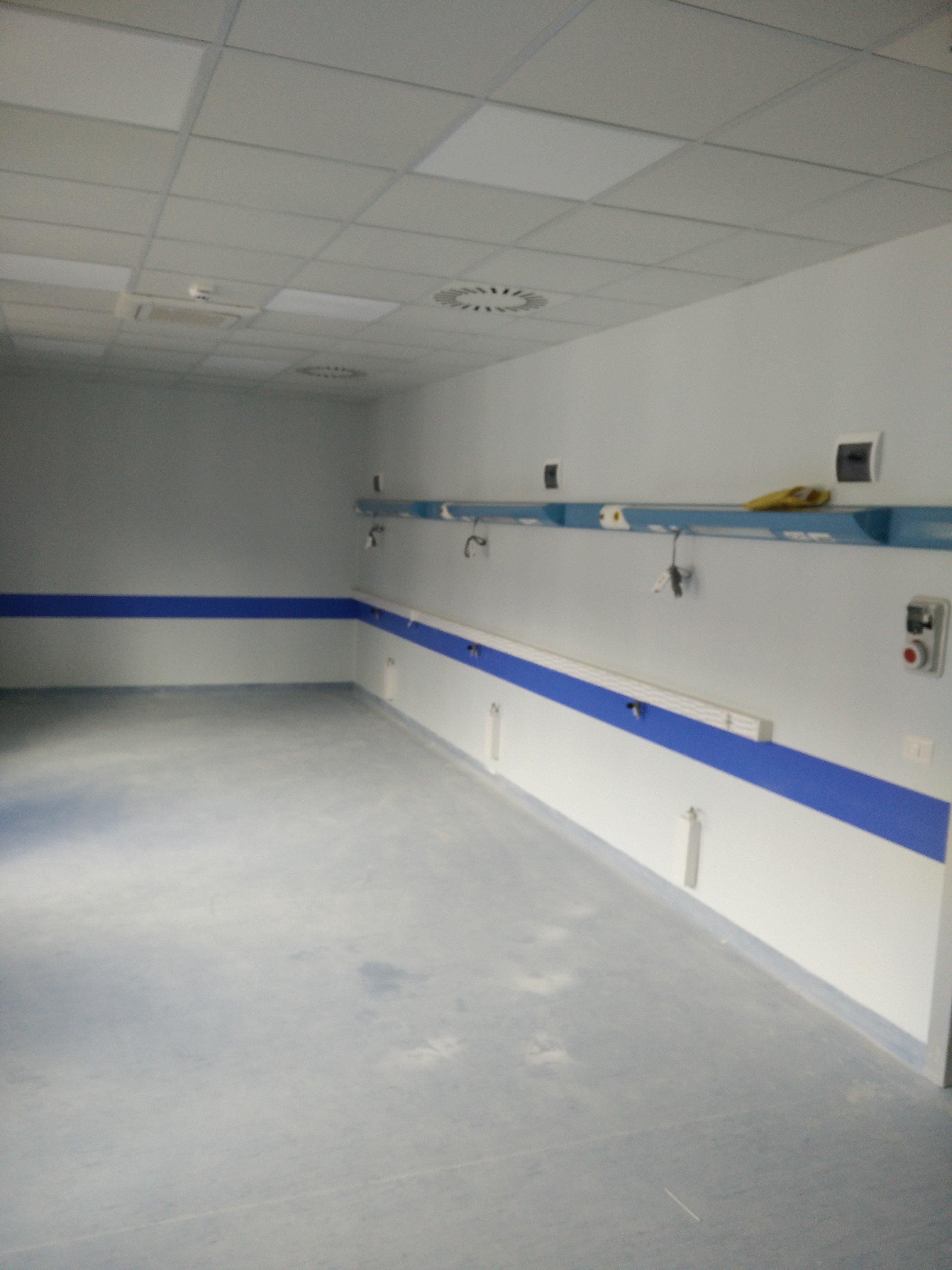 sala di un ospedale