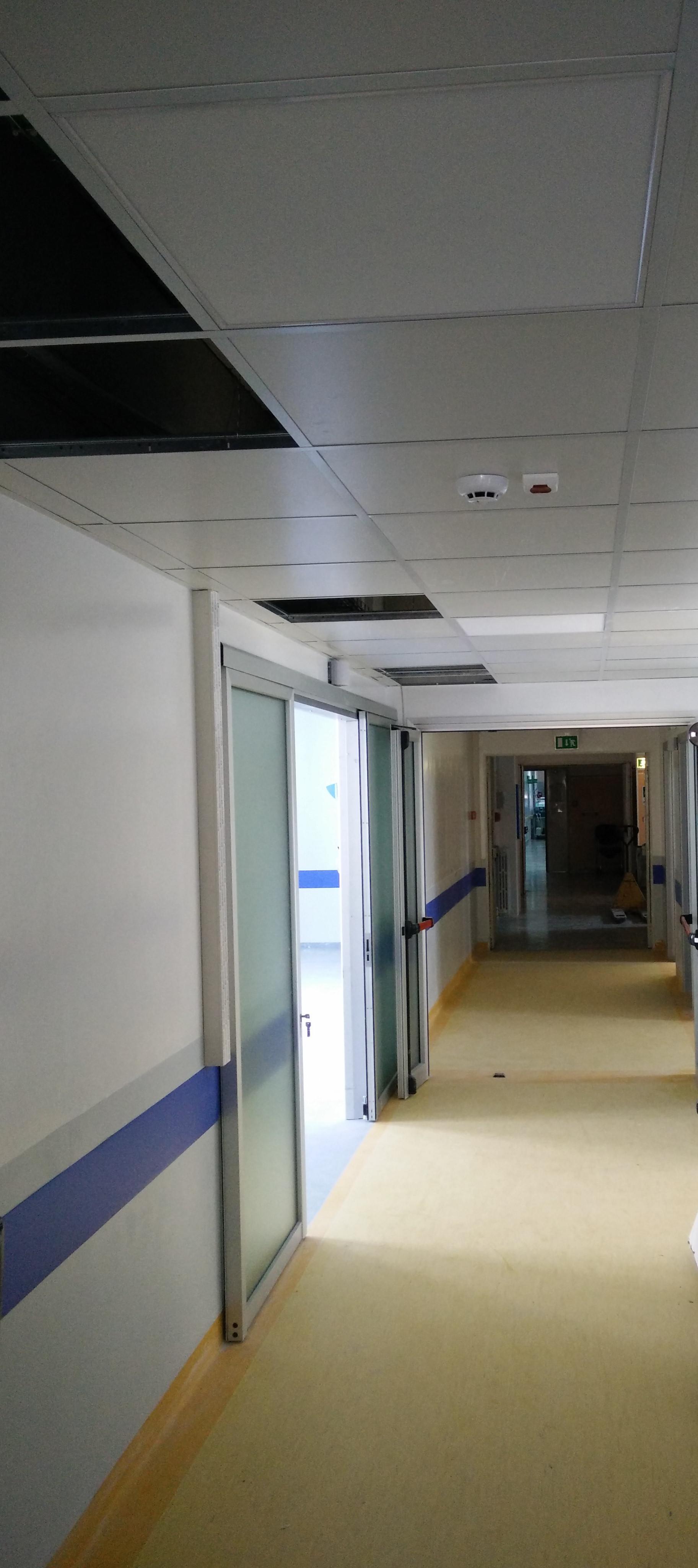 corridoio ospedale