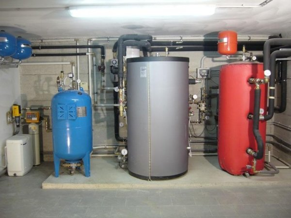 realizzazione impianti termici