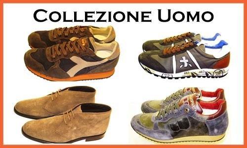 Collezione scarpe uomo autunno/inverno zampaloni genova