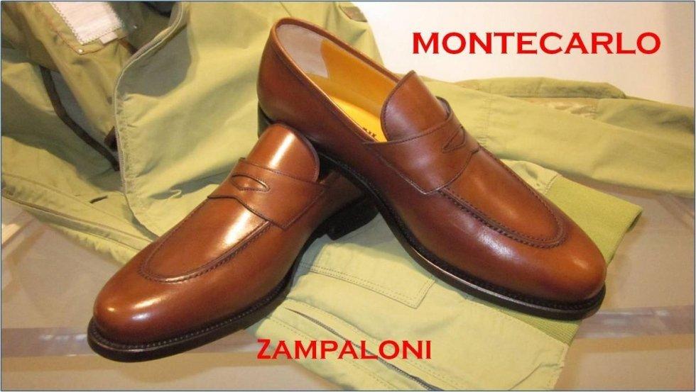 Calzature uomo Zampaloni Recco Genova