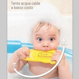 bagnare bambino