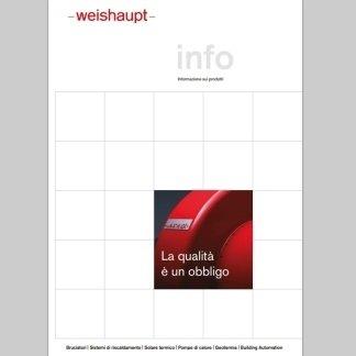 WEISHAUPT info