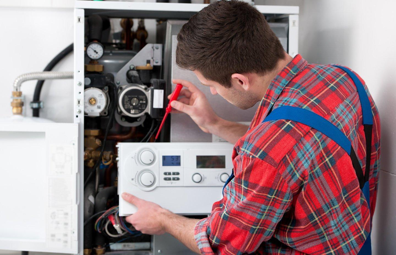 riparazione impianto di riscaldamento