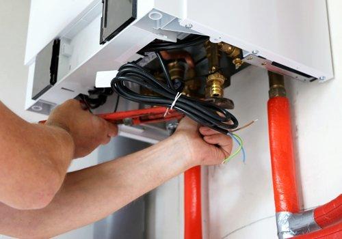 servizio di vendita e installazione di caldaie