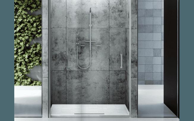piatti doccia Silex nuovi materiali