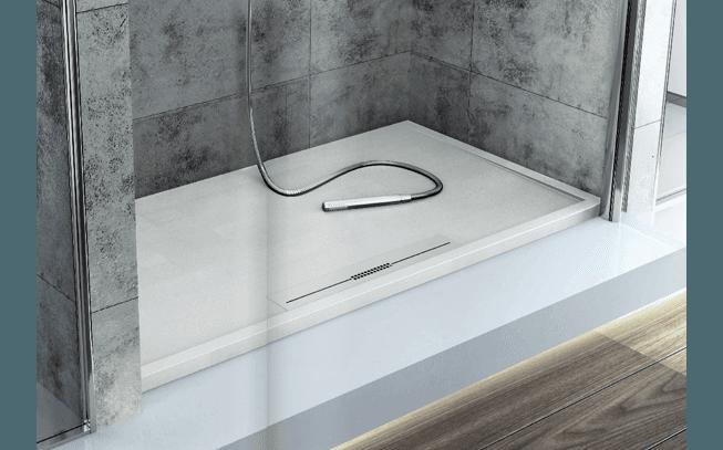 nuovi piatti doccia adattabili e antiscivolo