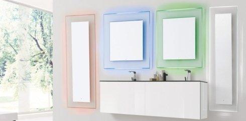 specchi illuminazione led