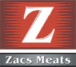 Zacs meat logo