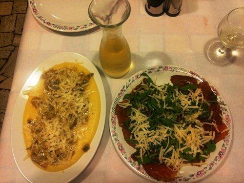 due piatti tipici veneti