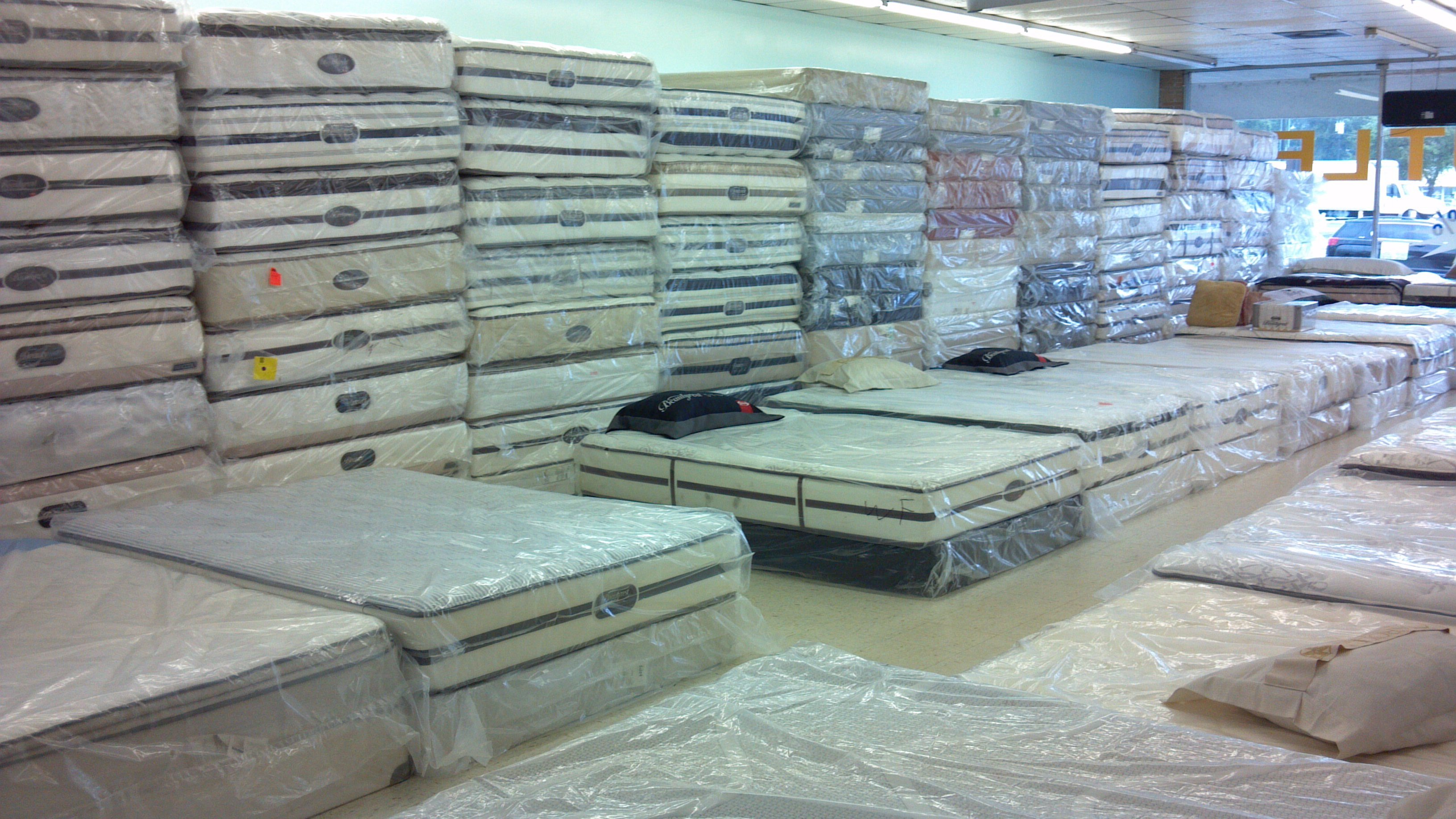 Mattress warehouse greensboro nc photo of colfax for Furniture and mattress warehouse king