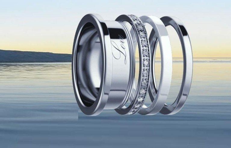 anelli componibili Bering
