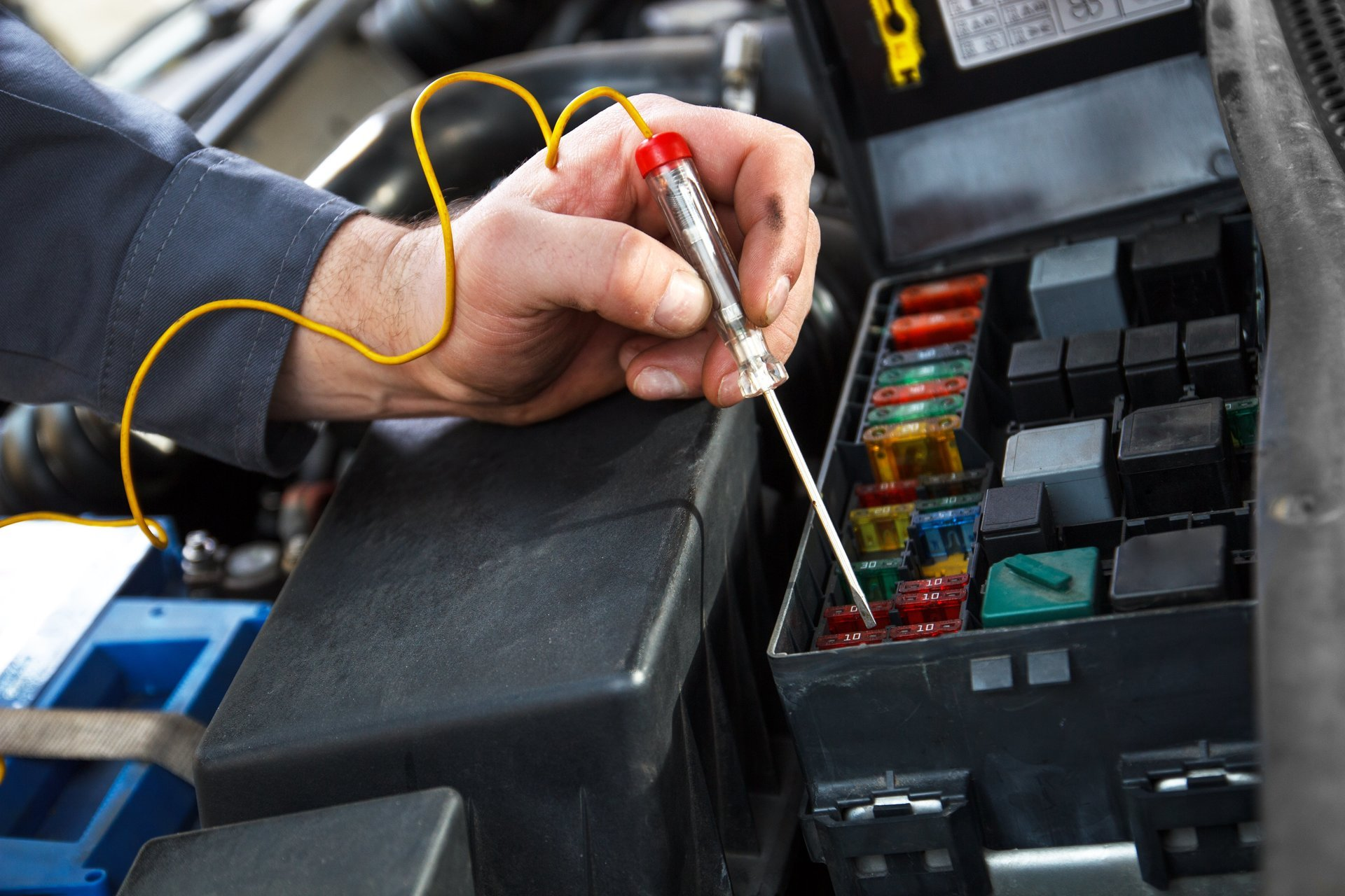 assistenza elettrauto