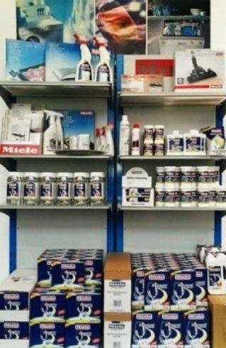 Prodotti pulizia elettrodomestici - Verona - Castagna Alberto & C.