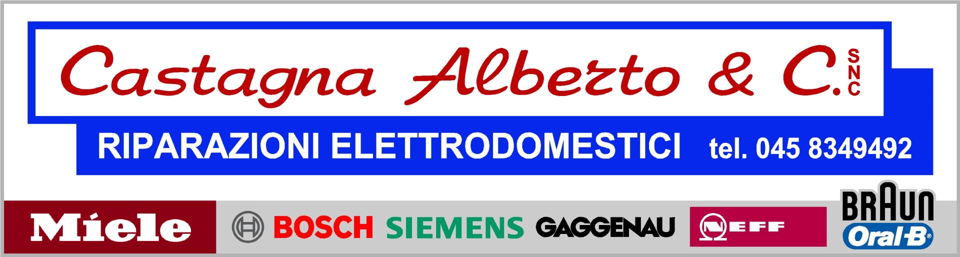 Castagna Alberto & C., Verona, riparazioni a domicilio, fornitura ...