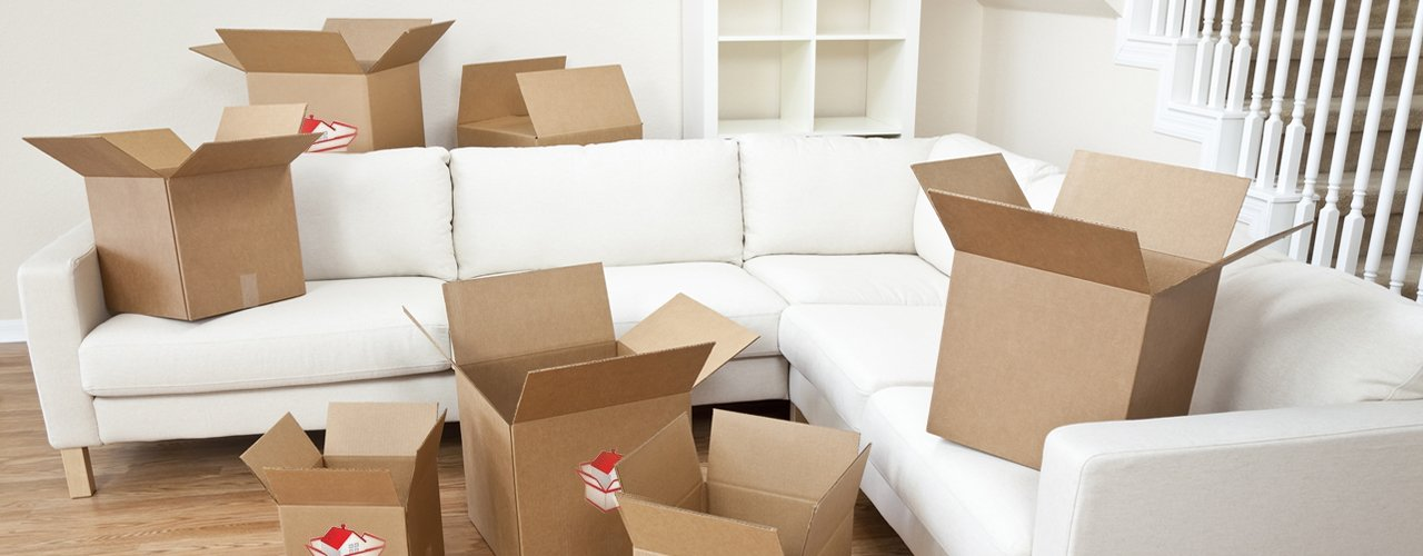 boxes at home