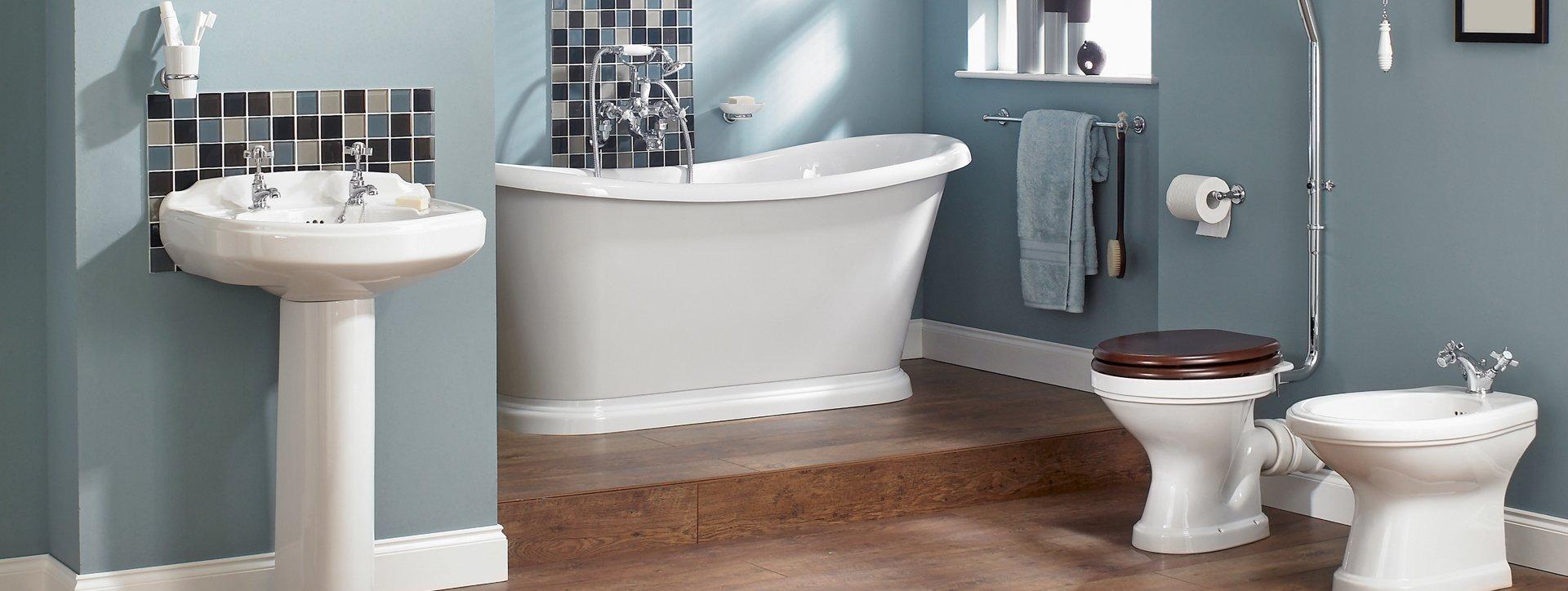 High quality bathroom installations in Newton Abbot