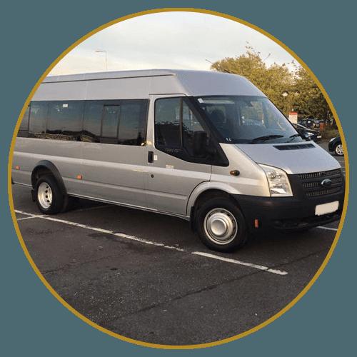 tour in minibus